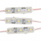 Ultrasonic Welding Injection Led Module 5730 SMD IP67 Led Module 20PCS