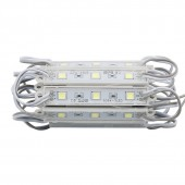 Super Bright Waterproof SMD 5054 3 Modules IP65 LED Lamps DC 12V For Billboard 60PCS