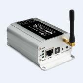 WiFi-104 + M12 Remote Control Multizone LTECH Controller