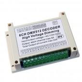 WS-DMX-DMXHV-6CH-KE 6 Channel DMX512 Dimming Control