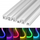 WS2812B WS2811 Neon Sign Tube SK6812 RGBW Silica Gel LED Strip Light