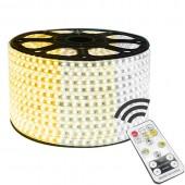 LED Strip Light 220V IP67 Waterproof 5730 LED Tape 88LEDs/ M Dimmable LED Strip light