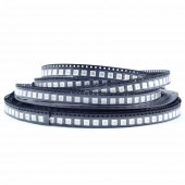 50pcs APA102-C Integrate in SMD 5050 RGB Chip Built-In LED Individually Addressable 5V