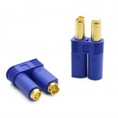 5 Pairs EC5 RC Connector Female Male Bullet Gold Connector Plug For RC Lipo Battery