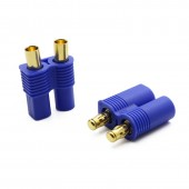 10 Pairs/Lot EC3 Gold Bullet Connector Banana Plug With Housing For RC Lipo Battery ESC Speed Controller Motor Part