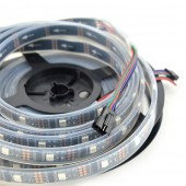 5M DC 5V Addressable 32LEDs/M 5050 RGB WS2801 LED Strip