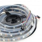 5M DC 5V Addressable 32LEDs/M 5050 RGB WS2801 LED Strip