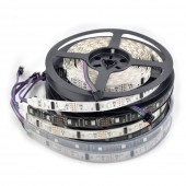 5M LPD8806 5050 RGB Digital Addressable pixel LED Strip Light 32LEDS/M DC 5V