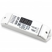 12-24V 10A/CH High Current Output DMX512 Decoder With Digital Tube Display