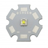 10Pcs Cree XP-E2 3W LED Emitter Light XPE2 R3 Q3 Cool White/Nature White/Warm White Red Blue Yellow Green 8/10/12/14/16/20mm PCB