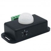 12V 24V Motion Sensor PIR Sensor Switch LED Motion Timer Function Sign Control PIR Cotroller LED Strips Lighting
