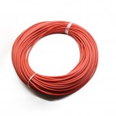 14AWG Heatproof Soft Silicone Silica Gel Wire Connect Cable For RC Model Battery Part 5Meters