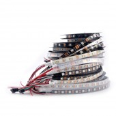 5M WS2812B SK6812 30/60/74/96/144 Pixels/M 5050 RGB Individually Addressable Strip