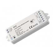 Skydance Led Controller 1CH*5A 12-24VDC 2-Wires WW+CW CCT CV Controller V2-S