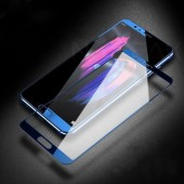 3 Pcs 2.5D Curved Edge Full Cover Screen Protector For Huawei Honor V9 V10 9 Lite Tempered Glass On The Honor 9 9 Lite Glass Film