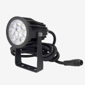 MiLight FUTC08 6W RGB+CCT LED Garden Light DC 24V Waterproof 2.4G Remote App Voice Control