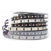 5M LPD8806 5050 Digital Addressable RGB Pixel LED Strip Light 60LEDS/M 5V