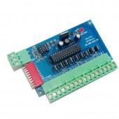 WS-DMX-9CH-BAN Easy 9 channel DMX512 RGB Controller 3groups