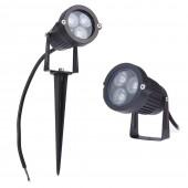 LED Garden Lawn Light 9W Landscape Lamp Spike Waterproof Base Path Spot Lights