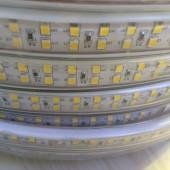 208Leds/m 220V LED Strip 2835 SMD Waterproof Double Row LED Tape Light  Home Decoration Lighting