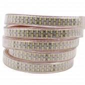 240leds/m SMD 5730 5630 Led Strip 220V 110V Waterproof Ribbon Tape