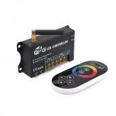 RF201 DC12-24V RGB SMD5050 Strip Light Controller