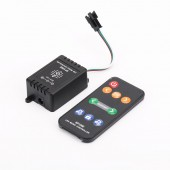 2.4G RF Music Control Remote Controller for 1903 2811 2812 Light