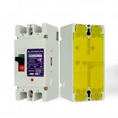 1 Piece 2P 250A DC440V Household Isolation Switch PV Moulded Case DC Circuit Breaker For Combine Box And PV System