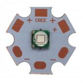 2pcs Epileds 5050 XML2 8W UV Purple 395NM - 400NM Led Emitter Lamp Light 3.4-3.8V 2800mA On 8MM 12MM14MM 16MM 20MM PCB Board