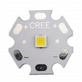 2x 10W Cree XP-L Led Emitter Light White 6500K Warm White 3000K Nature White 4500K With 16mm 20mm PCB XPL for DIY