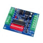 3CH Easy DMX512 Controller Decoder Driver WS-DMX-3CH-BAN-V1 5-24V