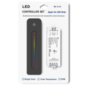 Skydance Led Controller 4A*3CH RGB LED Controller Set V3 + R13