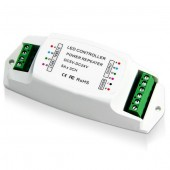 12V-24V 3 Channels 5A/CH LED RGB Power Repeater Amplifier PWM Control