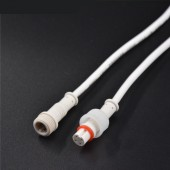 20Pairs 4 Core 4pin 15mm Plastics Waterproof Led Connecter For Strip Light