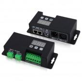 12V-24V 4 Channels 4096 Grey Scales DMX512 Decoder Driver