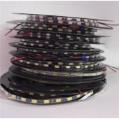 5M 5mm 5730 SMD LED Strip 60LEDs/m IP65 Waterproof Light Strip DC12V