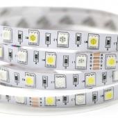 5M 300LEDs 12V 60LED/M 5050 RGBW LED Strip Flexible LED Strip Tape
