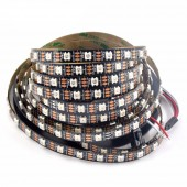 5M 300LEDs SK6812 Individually Addressable 5050 RGB Strip Light