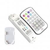 M7 12-24V DC LED Controller Commutateur RGB Bande de contr?le de bande Lighting 5050 Lamp Ribbon (Garantie 5 ans)