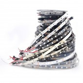 5M DC 12V WS2811 30/48/60 LEDS/M 10/16/20 Pixels/M Addressable LED Strip