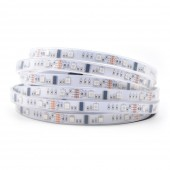 5M LPD6803 6803 LED Strip 150 LEDS 5050 Addressable RGB Pixel Light 12V
