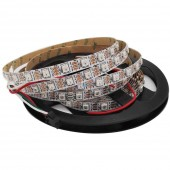 1m WS2812B Led Pixel Strip,144 pixels WS2812 IC,Addressable induvidual Full Color Black/White PCB,IP20/IP67 DC5V