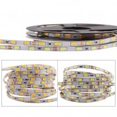 5MM LED Strip SMD 5630 5730 Mini Backlight Flexible LED Tape DC12V 5M/Lot 60Leds/M Light Box