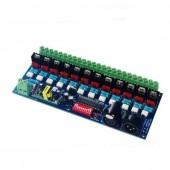 12 Channel DMX512 Silicon Controlled Dimming Switch Digital