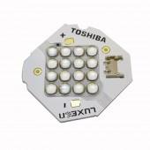 5pcs TOSHIBA 45W Luxeon Rebel ES Royal Blue 450NM 400LM Led Bulb Lamp Light 16 Leds