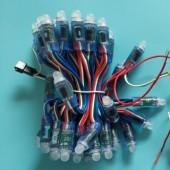 5V 50 Nodes IP68 LPD6803 RGB LED Pixel Module String