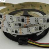 5V 5 Meters 100 LEDs TM1914 Integrated Lighting Effects RGB 5050 Strip