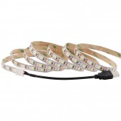 5Pcs 5V 5050 RGB LED Strip With USB Cable Connector