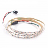 1M Addressable 5V SK6812 MINI 3535 RGB Led Pixel Strip 60LEDs/m 4mm