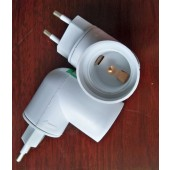 E27 Base Lamp Holder With Switch And AC Plug US/EU/VDE Type Plug Optional